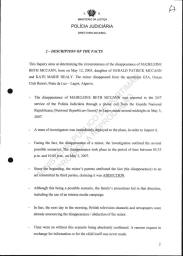Letter Of Rogatory.P J Police Files Rogatory Letters Of Request Responses